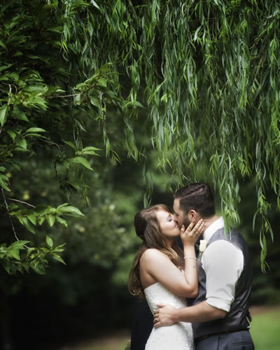 Kiss Under Weeping Willow